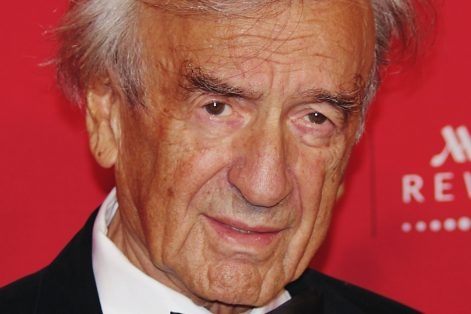 Elie Wiesel (Photo: David Shankbone)