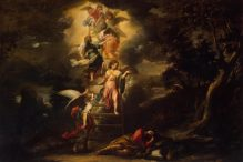 """Jacob's Dream"" by Bartolome Esteban Murillo"