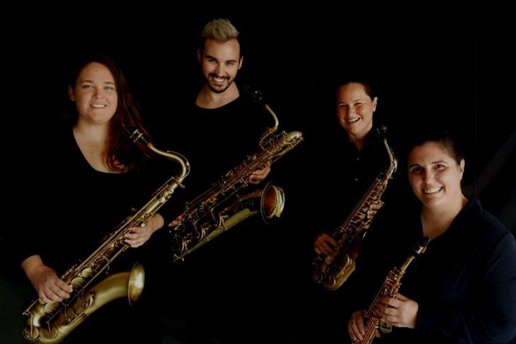 The Pharos Quartet (Courtesy photo)
