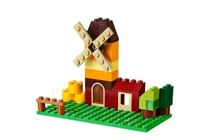 Family Activity: Building Windmills out of Legos | JewishBoston