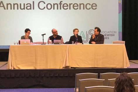 The 50th American Jewish Studies Conference (Courtesy photo)