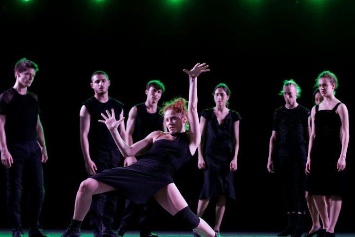 Batsheva Dance Company (Photo: Ascaf)