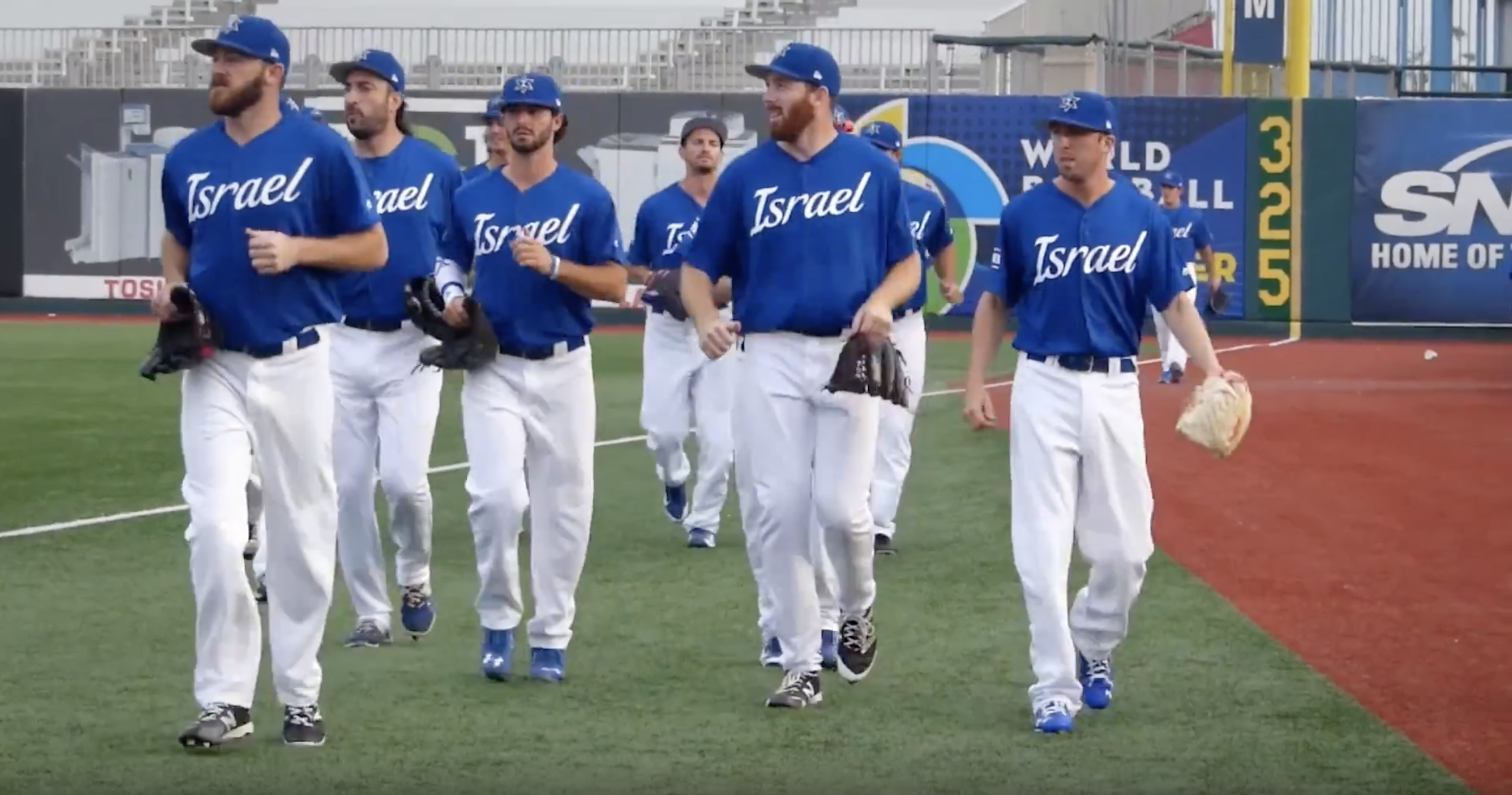 """Heading Home: The Tale of Team Israel"" (Courtesy photo)"
