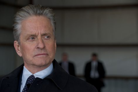 "Michael Douglas in ""Ant-Man"" (Promotional still)"
