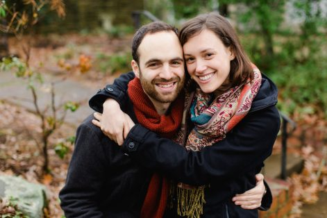 Mimi Lewis and Daniel Wolf (Photo: Drew Cason Photography)