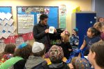 Adar Gitsis teaches at Solomon Schechter Day School in Newton (Courtesy photo)