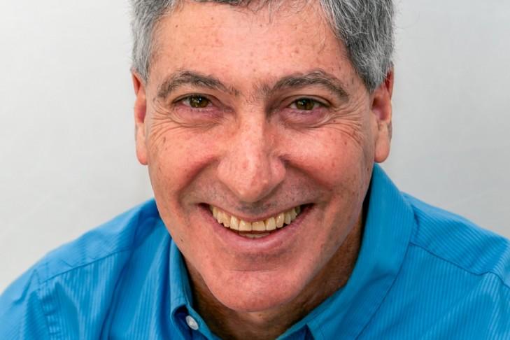 Rabbi Alan Ullman (Photo: Leonard Kurzweil)