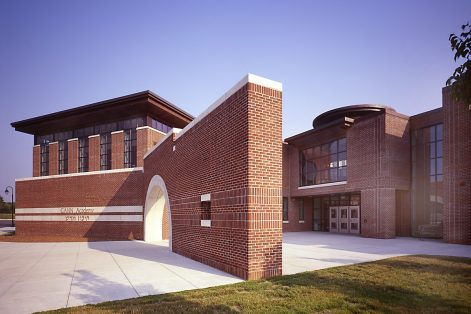 Gann Academy (Courtesy photo: HMFH Architects)
