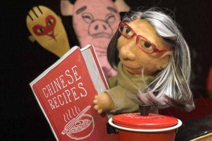 (Courtesy photo: WonderSpark Puppets)