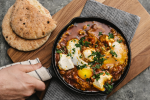 Shakshuka at Simcha (Photo: Adam DeTour)