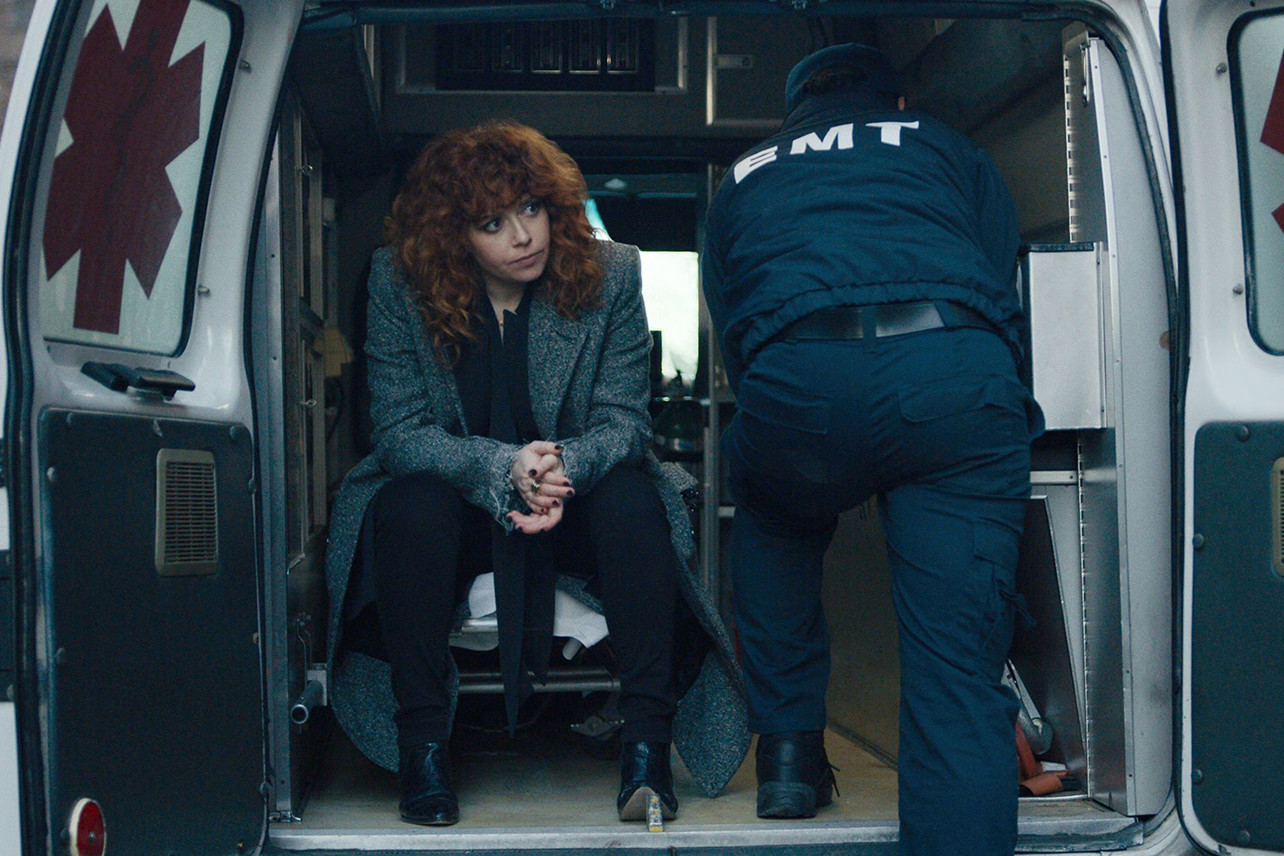 Natasha Lyonne in Russian Doll (Promotional still: Netflix)
