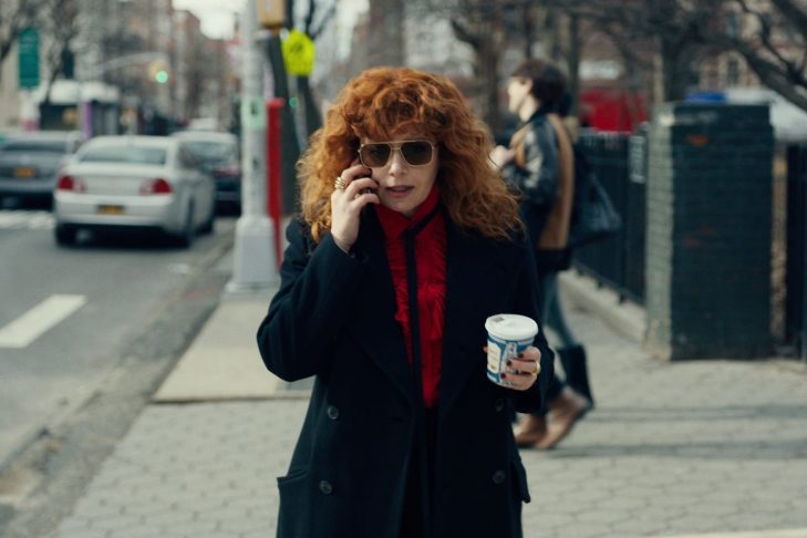 "Natasha Lyonne in ""Russian Doll"" (Promotional still: Netflix)"