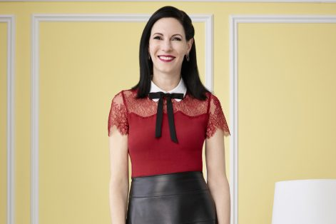 "Jill Kargman as Jill Weber in ""Odd Mom Out"" (Photo: Matthias Clamer/Bravo)"