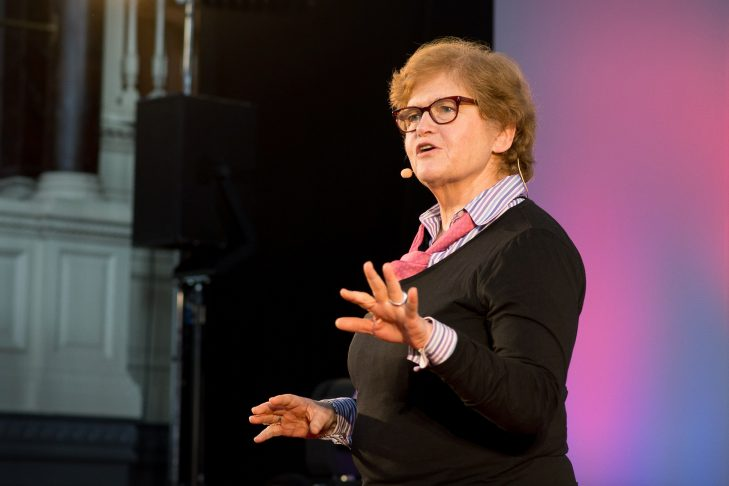 Deborah Lipstadt (Promotional still: TED Conferences LLC)