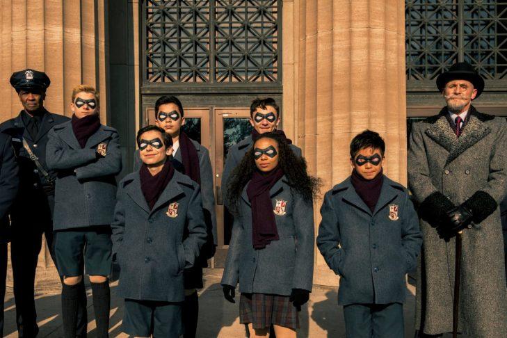 """""""The Umbrella Academy"""" (Promotional still: Netflix)"""
