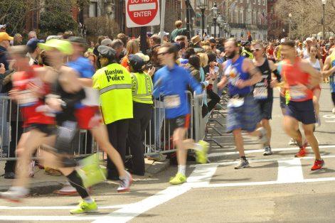 Boston Marathon (Photo: FreezeFrameStudio/iStock)
