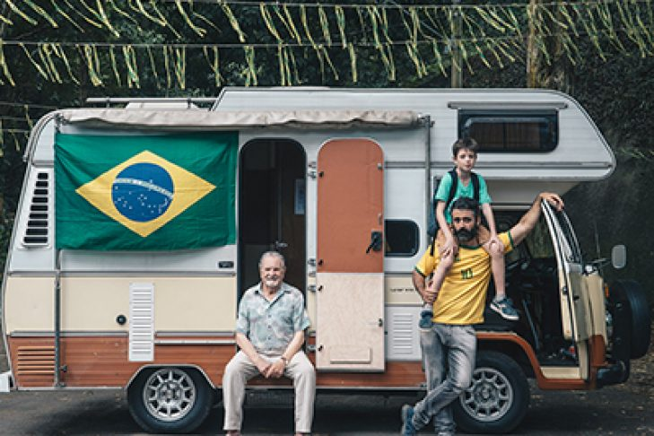 """Back to Maracana"" (Promotional still)"