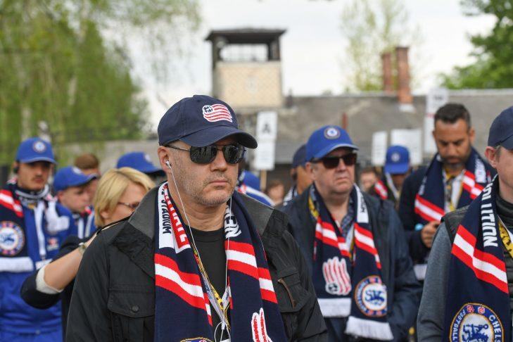 New England Revolution executive producer and announcer Brad Feldman (Courtesy photo)