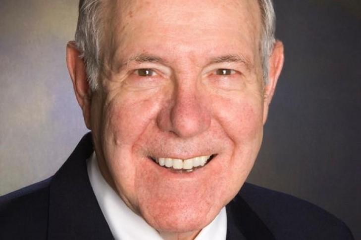 Dr. Norton J. Greenberger (Photo: Mainframe Photographics Inc.)
