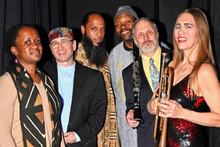 Afro-Semitic Experience (Courtesy photo)