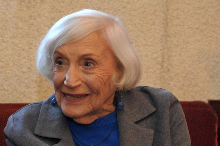 Marthe Cohn (Courtesy photo)