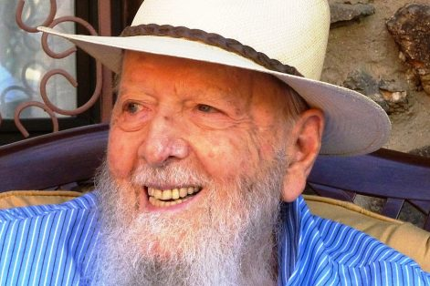 Herman Wouk (Photo: BSWLA/Wikimedia Commons)
