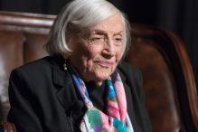 Marthe Cohn (Photo: Colorado State University)