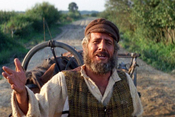 """Fiddler on the Roof"" 1971 film (Promotional still)"