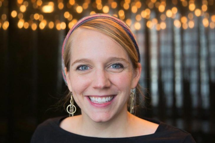 Rabbi Elizabeth Bonney-Cohen (Courtesy photo)