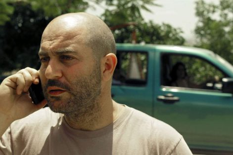 "Lior Raz in ""Fauda"" (Promotional still: Netflix)"
