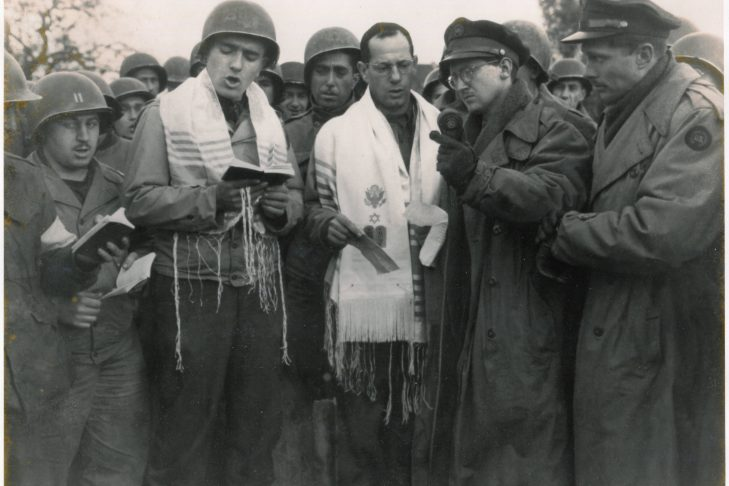 """GI Jews"" (Promotional still)"