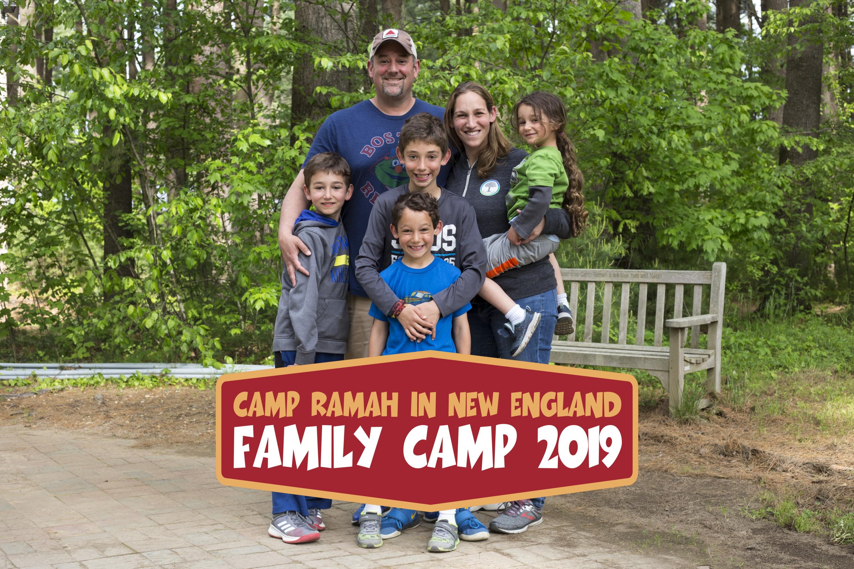 Cutler Ramah Palmer Family Camp Photo