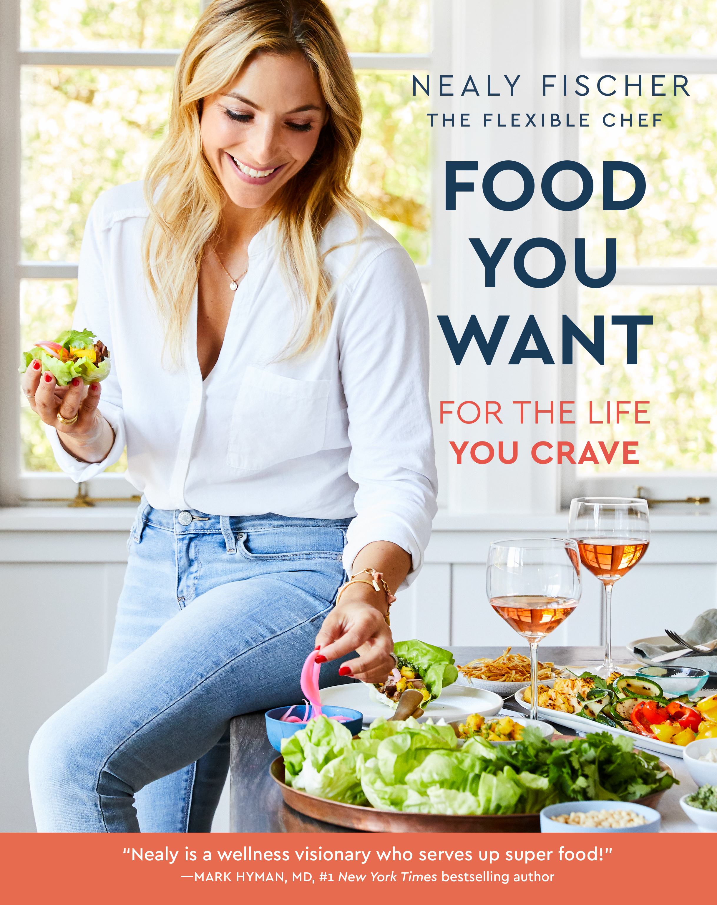 FOOD YOU WANT Cover