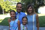 Jeff and Nancy Bilezikian and their children (Courtesy photo)