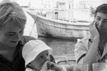 """Marianne & Leonard: Words of Love"" (Promotional still)"