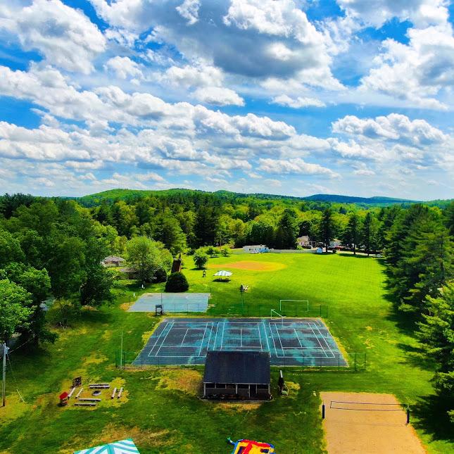 Ramah Palmer Drone Pic A-Side Field