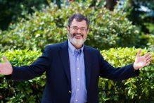 Rabbi Eric Gurvis (Courtesy photo: Temple Shalom)
