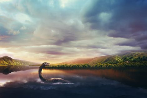Loch Ness Monster (Image: iStock/Khadi Ganiev)