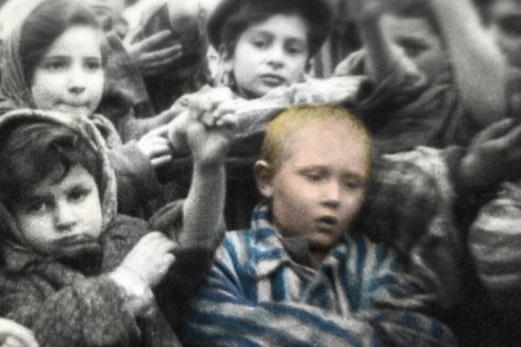 """Survivors Club: The True Story of a Very Young Prisoner of Auschwitz"" (Courtesy image)"