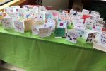 Birthday cards created by students from JCDS and GISB (Courtesy photo)