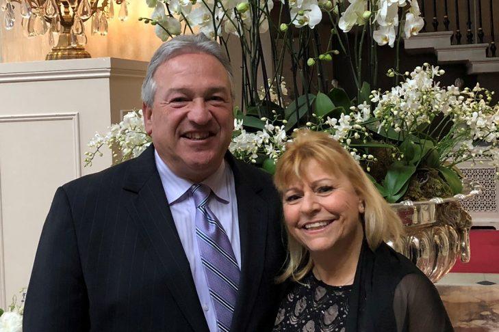 Elliot and Donna Katzman (Courtesy photo)
