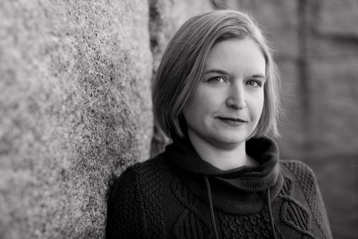 Rebecca Erbelding (Photo: Miriam Lomaskin)
