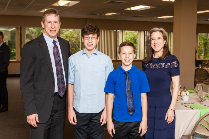 Steve Weil and family (Courtesy photo)