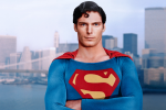 Christopher Reeve as Superman (Courtesy photo)