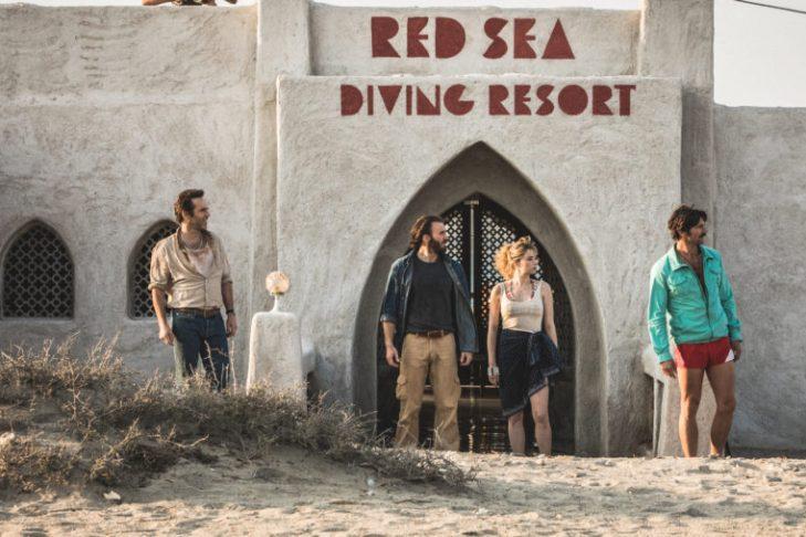 """The Red Sea Diving Resort"" (Promotional still: Netflix)"