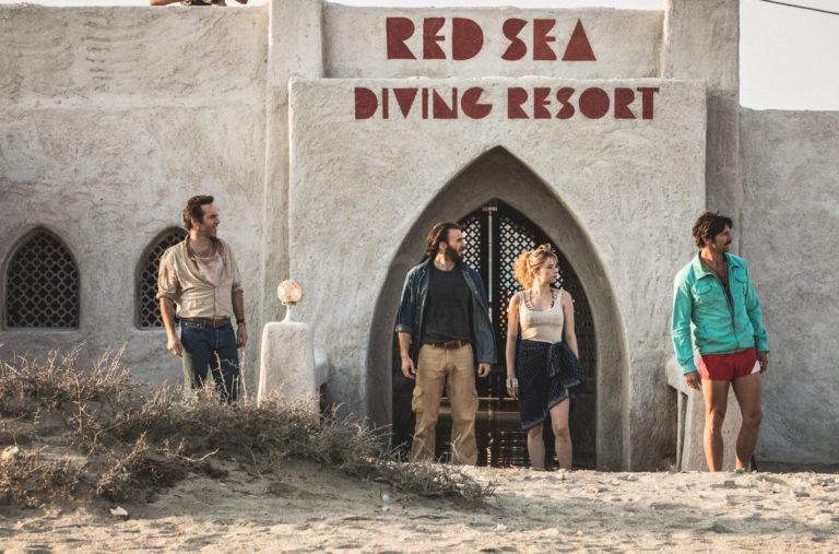 Red Sea Diving Resort (Promotional still: Netflix)
