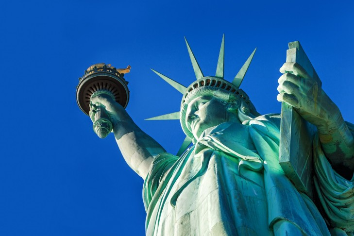 Emma Lazarus Statue Of Liberty Poem A Beacon For All