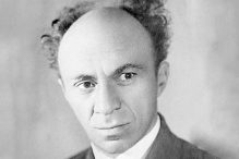 Solomon Mikhoels (Photo: Russian State Film and Photo Archive)