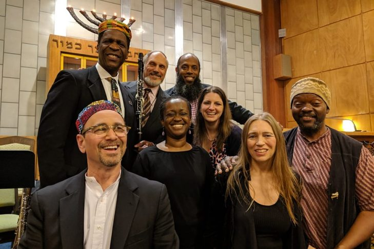 The Afro-Semitic Experience (Courtesy photo)