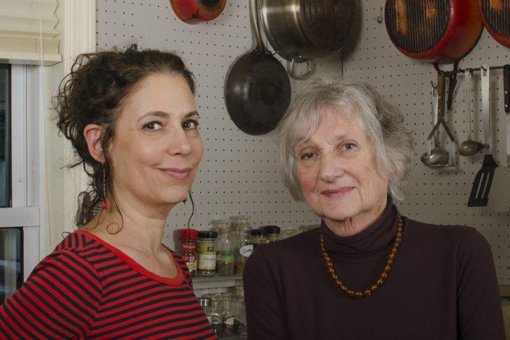 Gabrielle Rossmere Gropman and Sonya Gropman (Photo: James Hull)